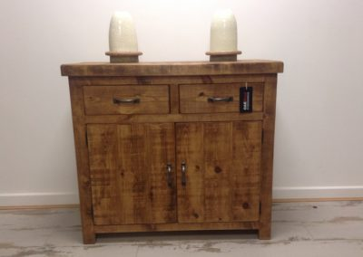 Rough Sawn Cupboard