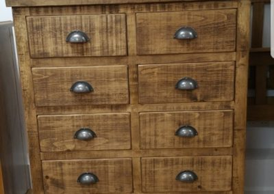 Rough Sawn Tall Drawers